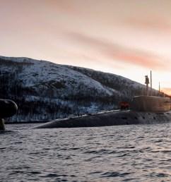 submarine operations of russia s northern fleet 2016 press release  [ 1200 x 800 Pixel ]