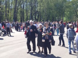 Victory Day Russia Veterans