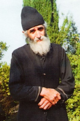 Saint Paisios of Mount Athos photo