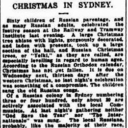 Sydney Morning Herald (NSW : 1842 - 1954), Thursday 1 January 1925, page 5