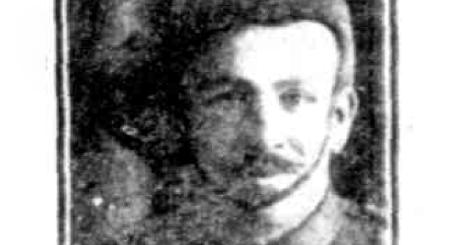 Фото Владимира Николаевича Кребера из газеты1917 года Waldemar Kroeber Sunday Times, Perth, 28 January 1917, p. 8S http://russiananzacs.net/Kroeber