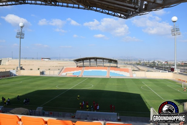 Acre Stadium - 30