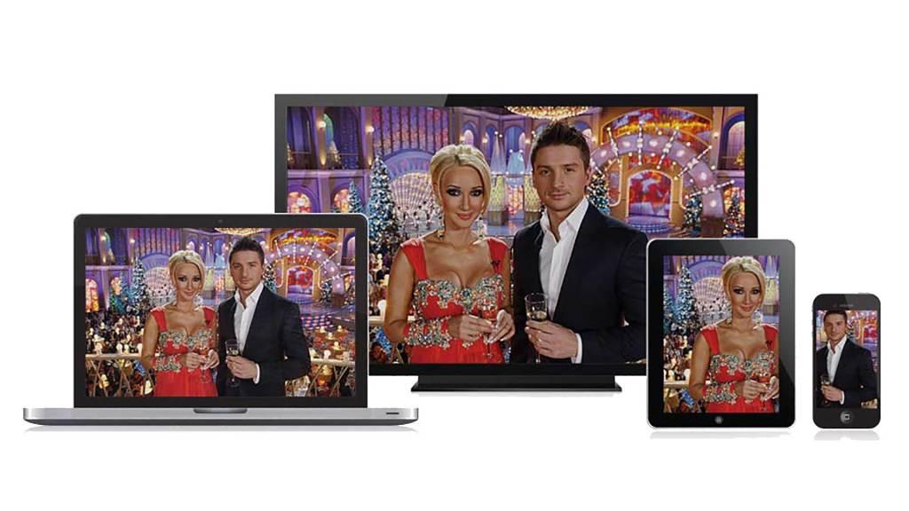 Как смотреть русское телевидение