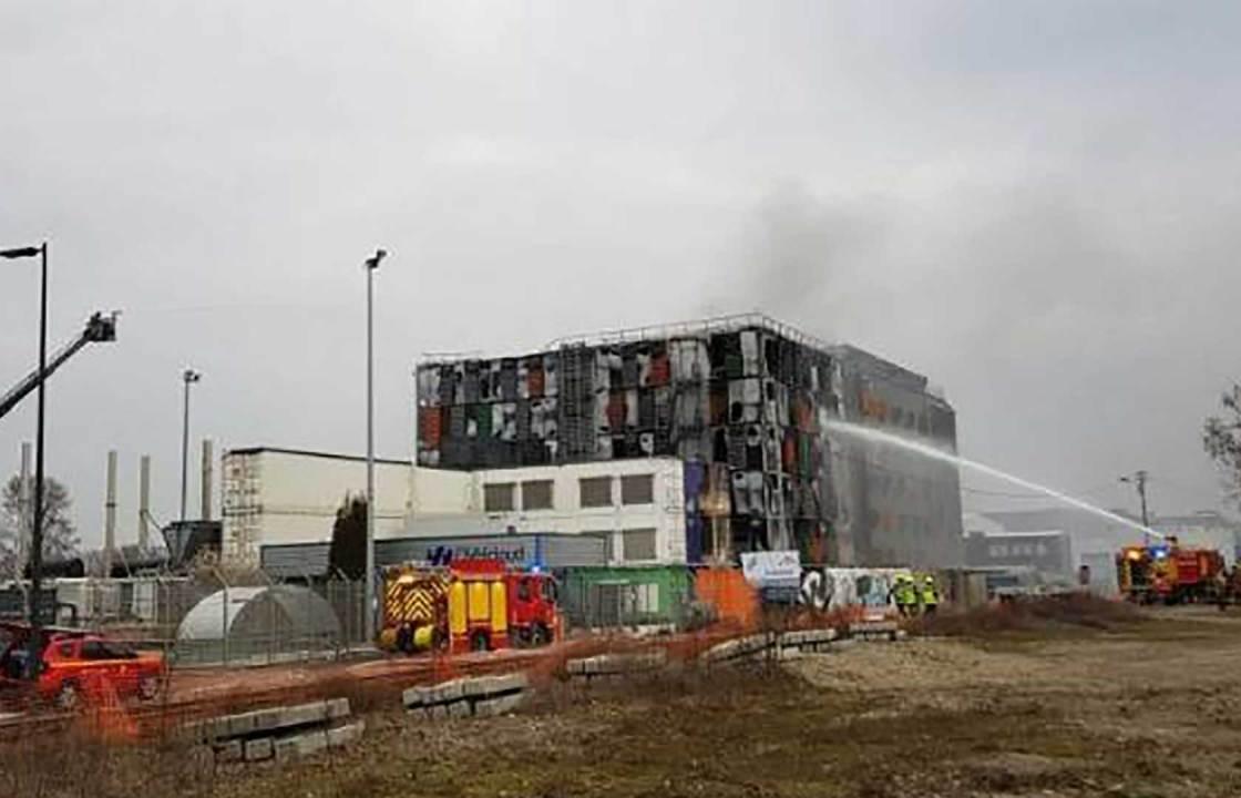 Пожар в дата-центре