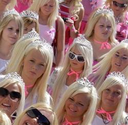 Latvian Blondes Russian Women 113