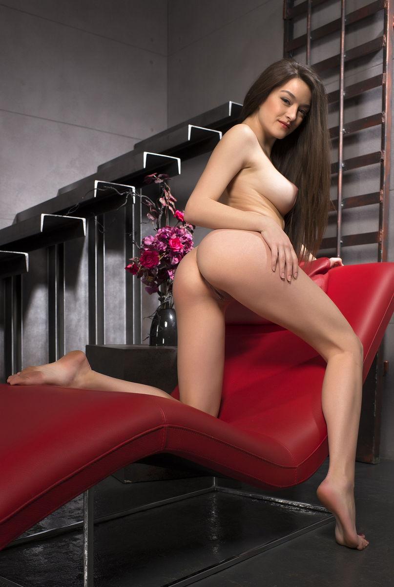Russian model Arina with amazing body and beautiful big