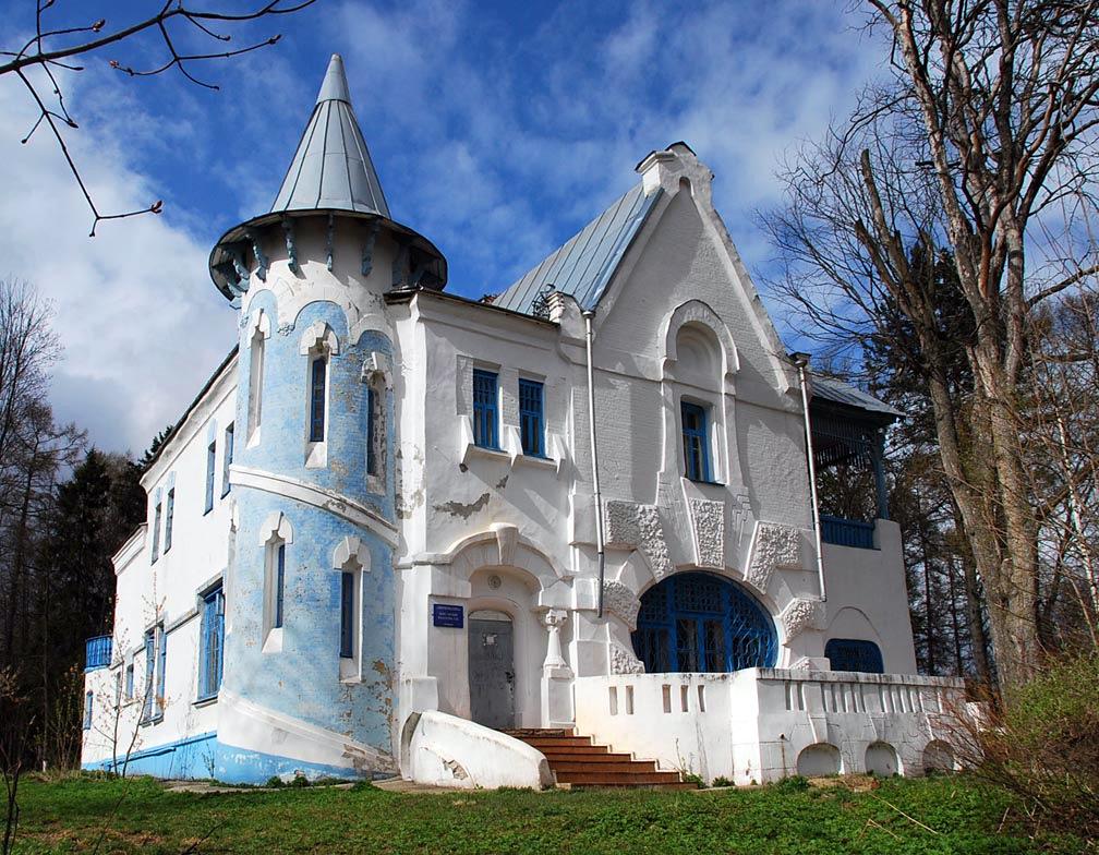 The Beautiful Architecture Of Sfyodorov House Photos