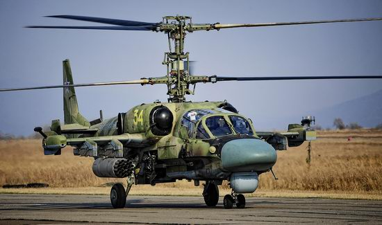 First Demonstration Flights Of New Russian Combat