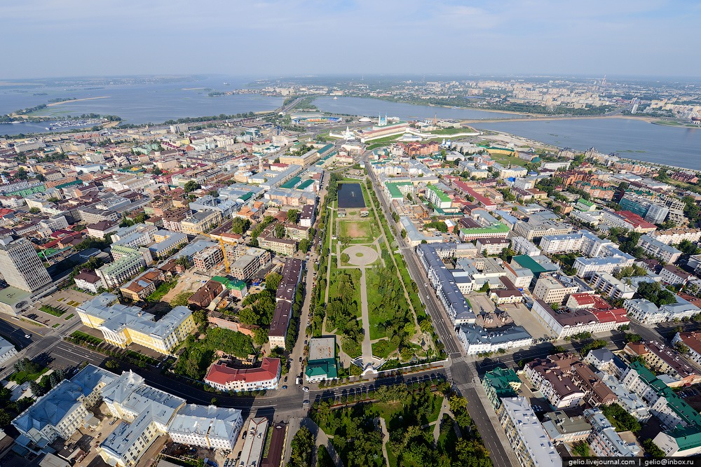 The main attractions of Kazan  Russia Travel Blog