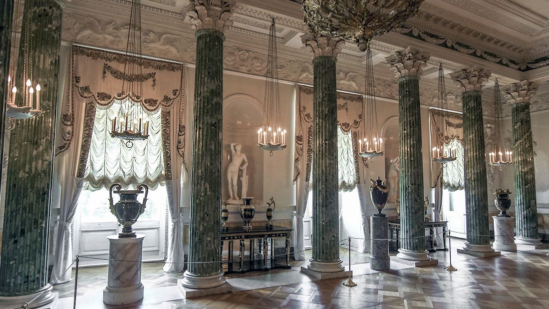 Explore the Pavlovsk Palace in St Petersburg  Russia Travel Blog