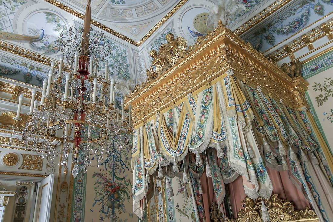 Explore The Pavlovsk Palace In St Petersburg Russia