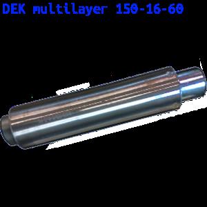 DEK multilayer 150-16-60