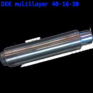 DEK multilayer 40-16-50