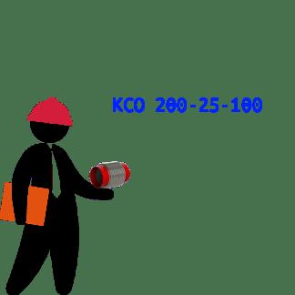 КСО 200-25-100