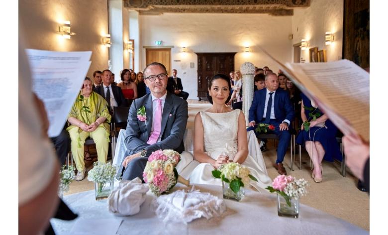 Hochzeitsalbum von Fotograf erstellen lassen