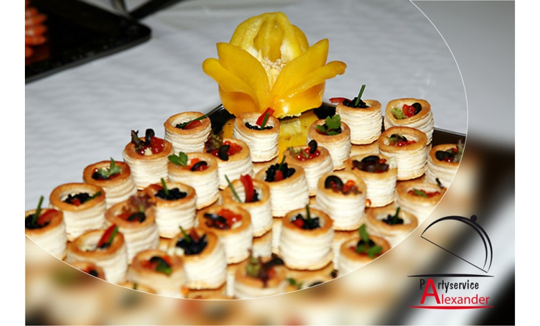 Partyservice Alexander  Russische Partyservice Catering