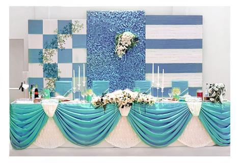 Tischdeko Meiner Hochzeit  Welche Farbe Mustertische