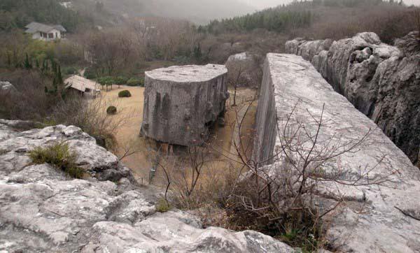 Артефакты истории. Яншаньские мегалиты