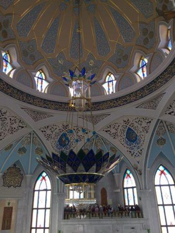 Kul Sharif Moschee Kasan