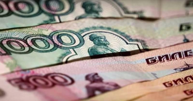 Russen haben Rekordmenge an Geld angespart