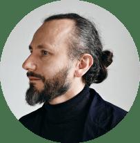 Portrait von Sergej Lukaschewski