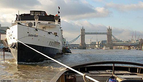 TS Queen Mary Photo Ben Mann