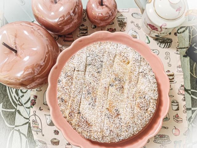 CROSTATA ricotta cioccolato nocciole federica brusso pasta frolla alle nocciole