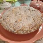crostata ricotta cioccolato nocciole federica russo frolla alla nocciola