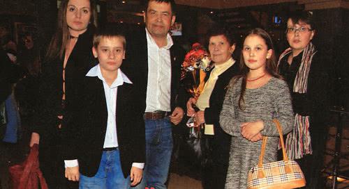 Николай расторгуев - биография знаменитости, личная жизнь, дети
