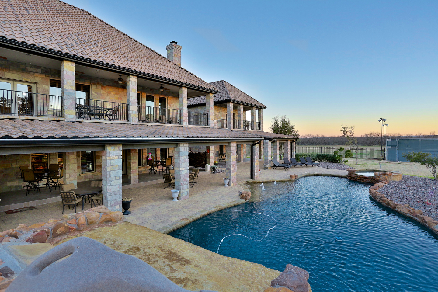 Rusted Oaks Estate Abilene Vacation Rental Perfect For
