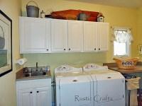 Laundry Room Ideas Using Vintage Accessories - Rustic ...