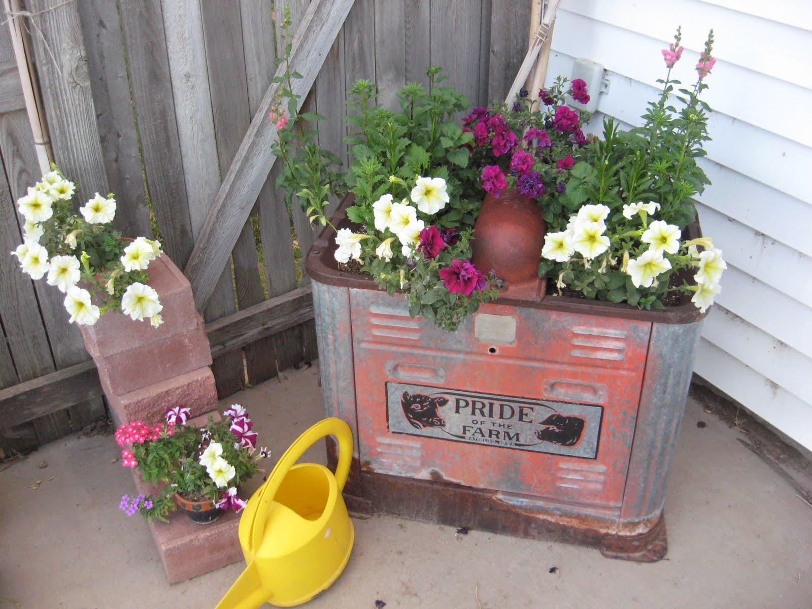 Rustic Garden Idea Crafts