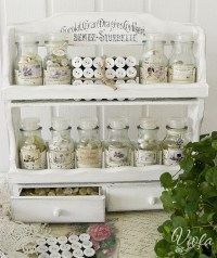 Decorate Your Home With These Shabby Chic Crafts - Rustic ...