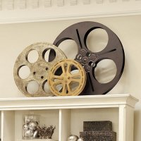 Film Reel Decor - Rustic Crafts & Chic Decor
