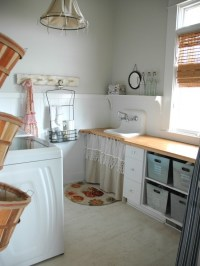 Creative Laundry Room Ideas - Rustic Crafts & Chic Decor