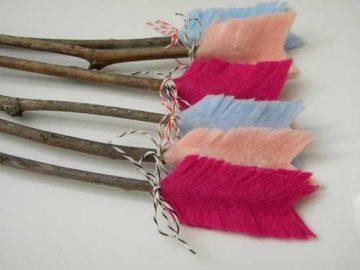 valentine twig arrows