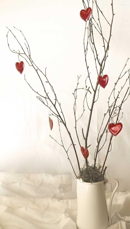 valentines day tree