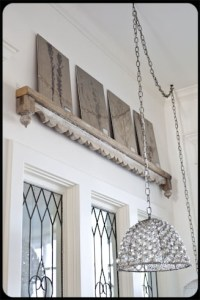 Decorating With Architectural Salvage - Rustic Crafts ...
