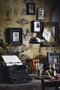 Vintage Home Office Ideas - Rustic Crafts & Chic Decor