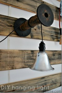 DIY Lighting Using Just About Anything! - Rustic Crafts ...