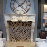 Decorating With Birch Logs - Rustic Crafts & Chic Decor