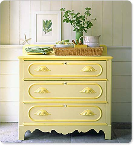 dresser top made easy rustic crafts