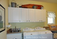 Chic Ideas For Decorating A Laundry Room - Rustic Crafts ...