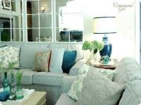 Colorful Living Room Ideas - Rustic Crafts & Chic Decor