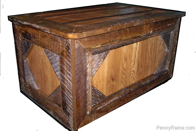 country girl hope chest