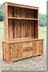 Entertainment Center Hutch