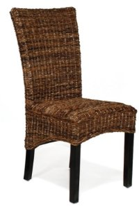 Louis Rattan Side Chair | rustic-touch | rustic decor and ...