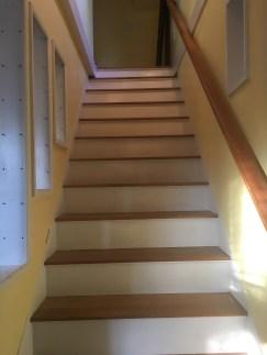 #rd Floor stairs