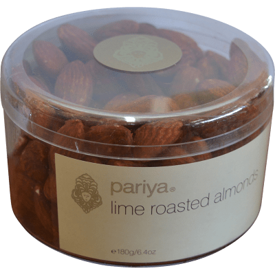 Pariya Lime Roasted Almonds 180gm