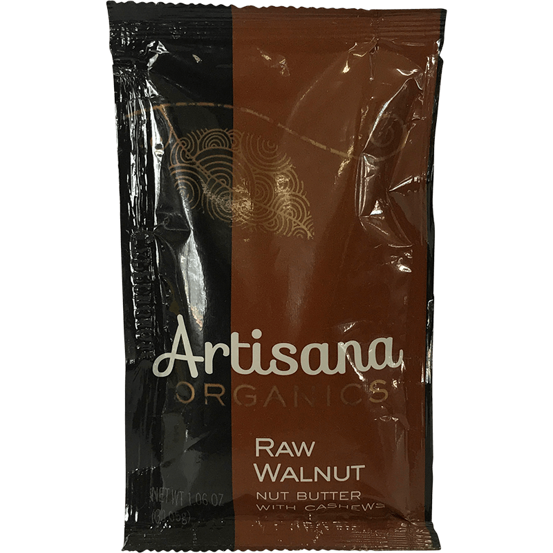 Artisana Organics Raw Walnut Nut Butter With Cashews